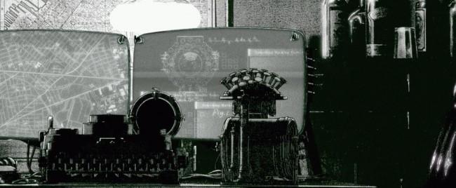 The Animatrix keyboard
