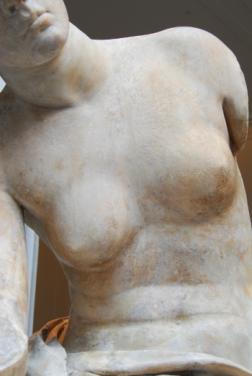 statue chest