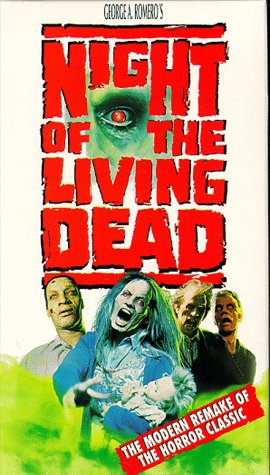 night of the living dead remake poster