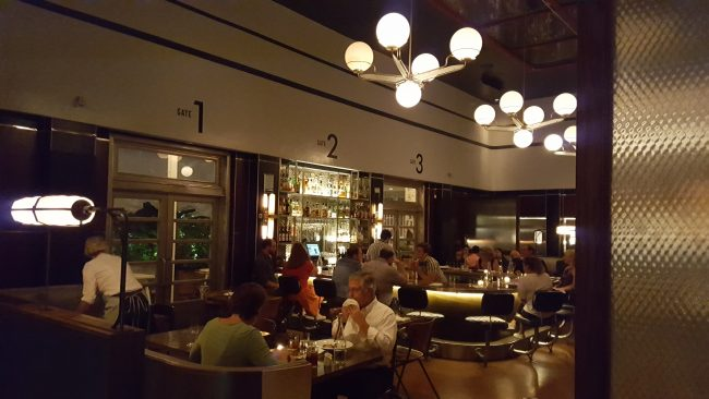 The Grey Restaurant, Savannah, Ga.